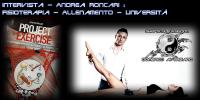 Intervista – Andrea Roncari : Fisioterapia – Allenamento – Università