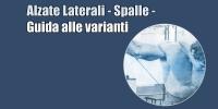 Alzate Laterali – con manubri – cavi – Guida e varianti