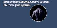 Esercizi Trapezio – Allenamento Trapezio – Guida