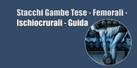 Stacchi Gambe Tese – Femorali – Ischiocrurali – Guida